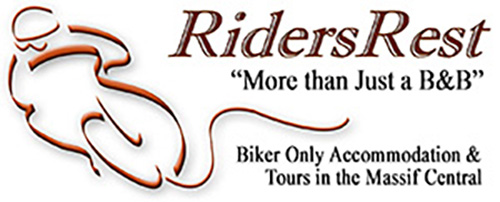 Biker only accommodation & tours in the Massif Central